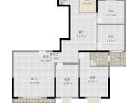 西粤南路电梯房,星翠苑,4室2厅2卫,满二唯一