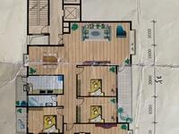 博汇新城 ,中层东头房,246平方,8000元每方