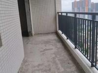 禾富花园,24楼,138平方,4房2厅,西南向毛坯8300元每方