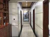 汇龙御景花园 南北向一字楼 精装修 电梯 仅6500元 平方